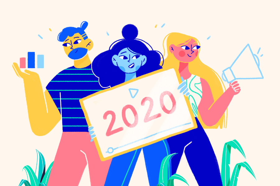 44 סטטיסטיקות על שיווק וידאו 2020 [אינפוגרפיקה]